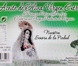 Aceite de Oliva Ntra. Sra. de la Piedad