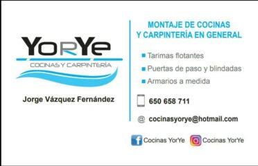 Cocinas YorYe